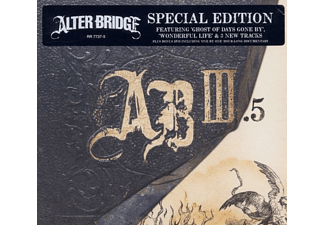 Alter Bridge - Ab Iii.5 (Special Edition) - (CD + DVD Video)