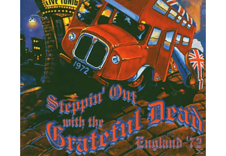 Grateful Dead - Steppin' Out With The Grateful Dead - (CD)