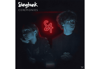 Singtank - Ceremonies [CD]