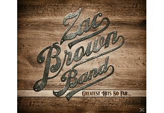 Zac Brown Band - Greatest Hits So Far... [CD]
