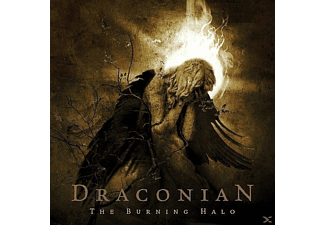 Draconian - The Burning Halo - (CD)