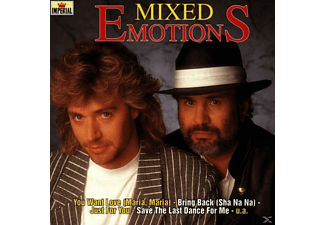Mixed Emotions - Mixed Emotions - (CD)