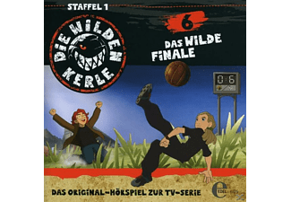 edel germany gmbh 6 original h rspiel z tv serie das wilde finale kinder cds mediamarkt. Black Bedroom Furniture Sets. Home Design Ideas