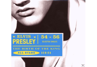 Elvis Presley - THE BIRTH OF THE KING / SING. 54-56 - (CD)