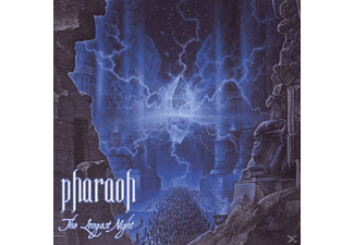 Pharaoh - The longest night - (CD)