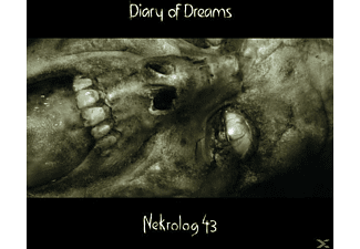 Diary Of Dreams - Nekrolog 43 - (CD)