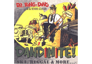 Dr. Ring-Ding - Dandimite - (CD)