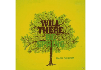 Maria Solheim - Will There Be Spring [CD]