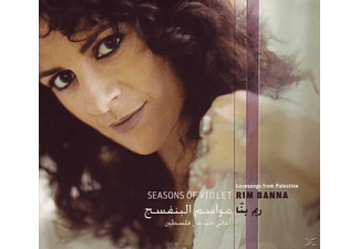Rim Banna - Seasons Of Violet - (CD)