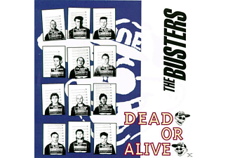 The Busters - Dead Or Alive - (CD)