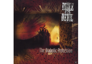 Bible Of The Devil - The Diabolic Procession - (CD)