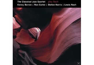 The Classical Jazz Quartet - Play Bach - (CD)