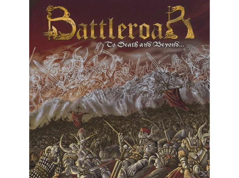 Battleroar - To death and beyond... [CD]