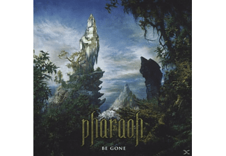 Pharaoh - Be gone - (CD)