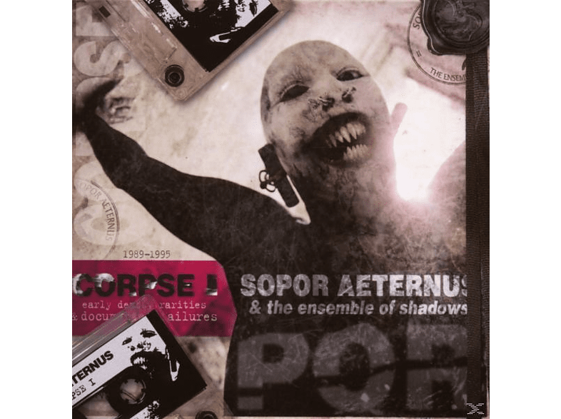 Sopor Aeternus - Like A Corpse Standing In Despertion 1 [CD]