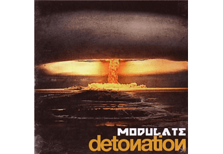 Modulate - Detonation - (CD)