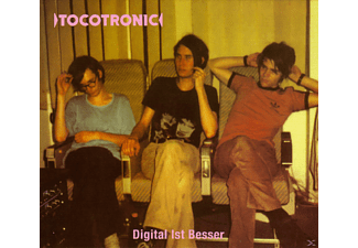 Tocotronic - Digital Ist Besser [CD]