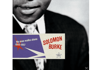 Solomon Burke - No Man Walks Alone - (CD)