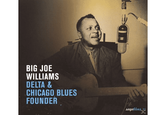 Big Joe Williams - Delta & Chigago Blues Founder - (CD)