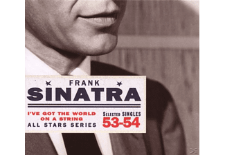 Frank Sinatra - I Ve Got The World On A String/53-6 - (CD)