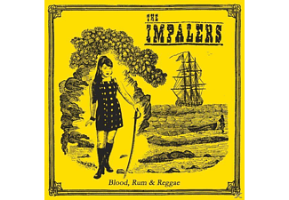 The Impalers - Blood, Rum & Reggae - (CD)