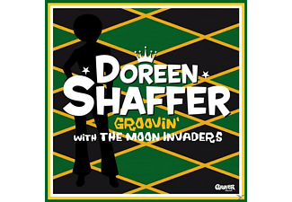 Doreen Shaffer - Groovin' With The Moon Invaders - (CD)