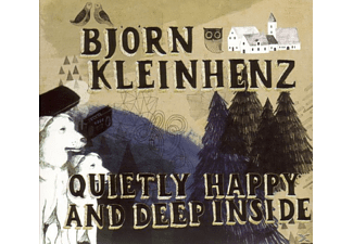 Björn Kleinhenz - Quietly Happy And Deep Inside - (CD)