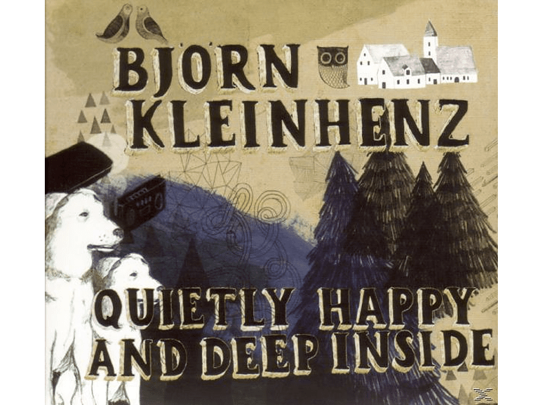 Björn Kleinhenz - Quietly Happy And Deep Inside [CD]