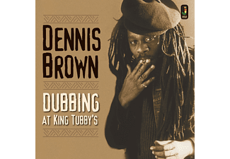 Dennis Brown - Dubbing At King Tubby's - (CD)