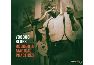 VARIOUS - Voodoo Blues-Hoodoo & Magical... - (CD)