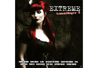 VARIOUS - Extreme Traumfänger 8 - (CD)