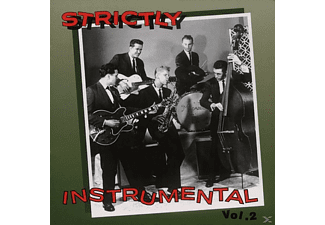VARIOUS - Vol.2, Strictly Instrumental - (CD)