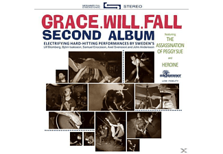 Grace.Will.Fall - Second Album - (CD)