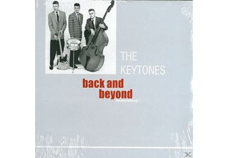 The Keytones - Back And Beyond - (CD)