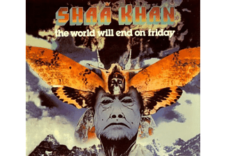 Shaa Khan - World Will End On Friday - (CD)