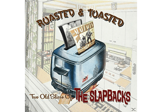The Slapbacks - Roasted And Toasted-Best Of - (CD)