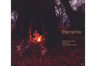 Monteverdi Choir - Eternal Fire - (CD)