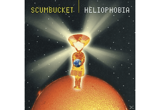 Scumbucket - Heliophobia - (CD)