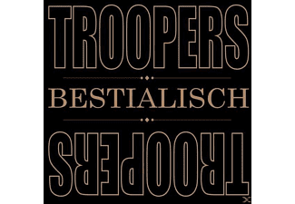 Troopers - Bestialisch - (CD)