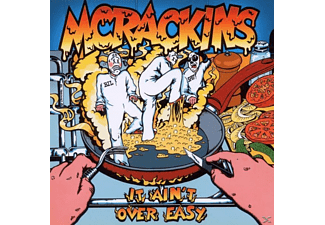 Mcrackins - It Ain't Over Easy [CD]