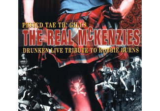 The Real Mckenzies - Pissed Thae Th Gills [CD]