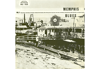 VARIOUS - Memphis Blues Vol. 1 - (Vinyl)
