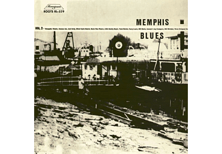 VARIOUS - Memphis Blues Vol.2 - (Vinyl)
