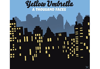 Yellow Umbrella - A Thousand Faces - (CD)