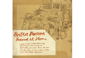 Britta Persson - Found At Home EP - (CD)