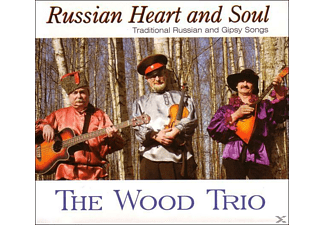 The Wood Trio - Russian Heart And Soul - (CD)