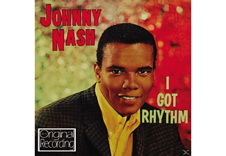 Johnny Nash - I Got Rhythm - (CD)