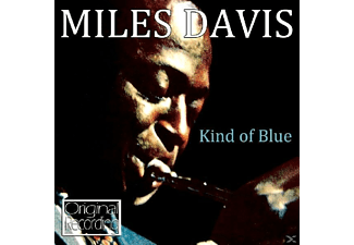 Miles Davis - Kind Of Blue - (CD)