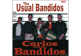 The Bandidos - The Usual Bandidos - (CD)