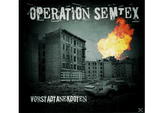 Operation Semtex - Vorstadt Anekdoten - (CD)